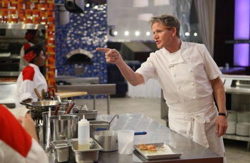 Gordon Ramsay apre un ristorante a tema Hell's Kitchen