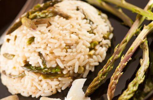 Risotto agli asparagi, la ricetta
