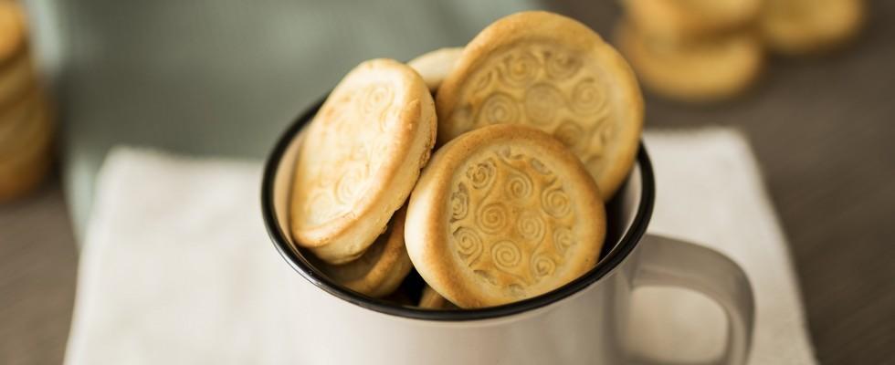 Biscotti sanzionisti senza zucchero