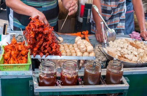 18 street food della cucina filippina da non perdere