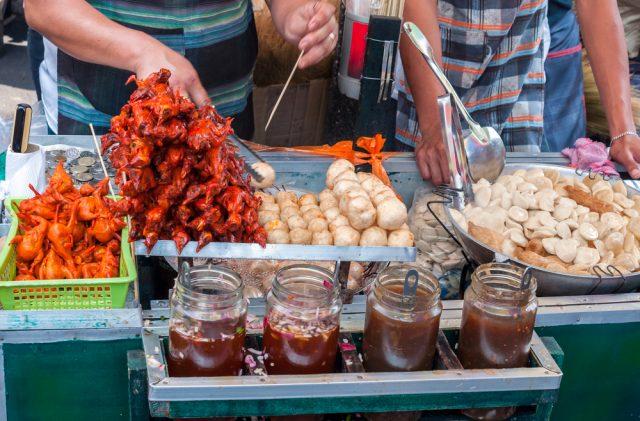 street food filippino