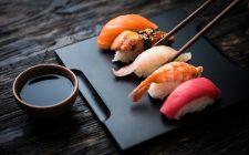 Parassiti nel sushi: allarme dei medici