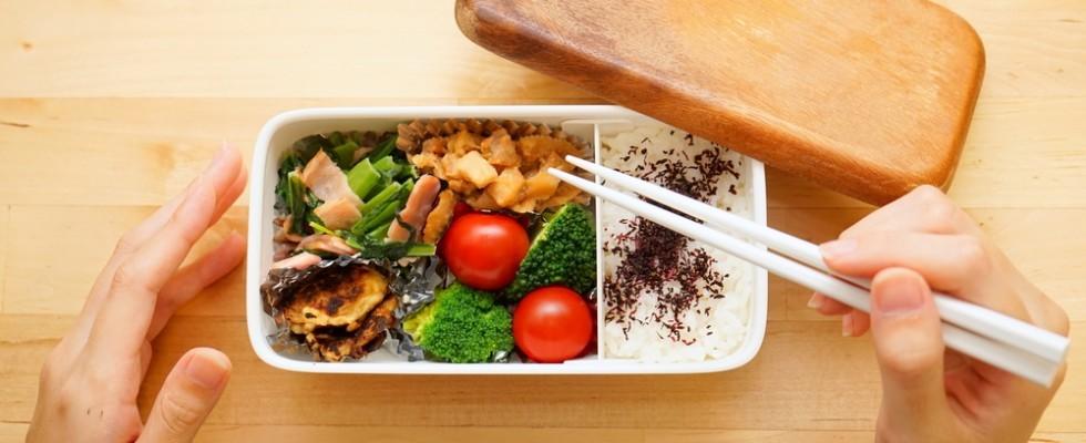 Porta pranzo: 6 contenitori per ogni esigenza