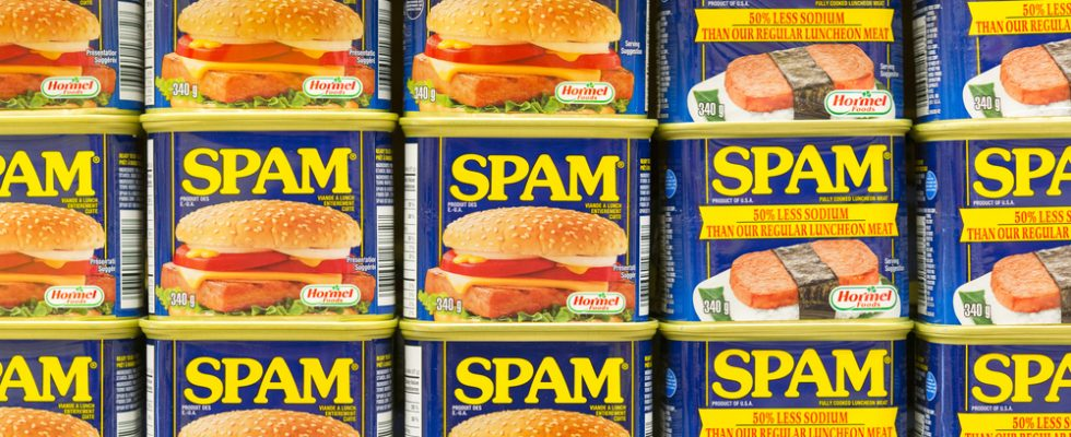 Spam: cos'è e perché in America tutti (o quasi) lo mangiano?