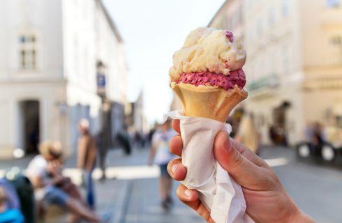 Gusti di gelato: i trend primavera/estate 2017