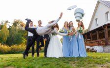 8 epic fail del ricevimento di matrimonio
