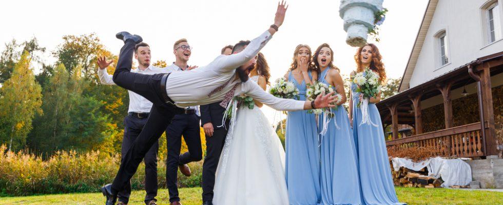 Epic fail: 8 cose da non fare MAI a un ricevimento di matrimonio