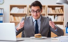 7 epic fail del pranzare in ufficio