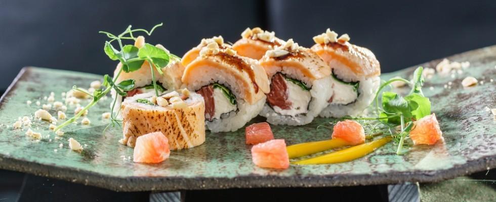 Non tutto il sushi è giapponese: le invenzioni occidentali