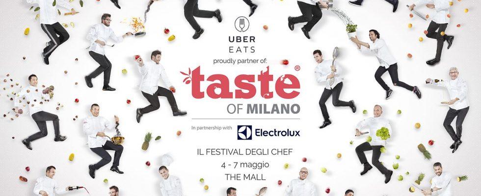 Primavera a milano significa taste agrodolce for Taste of milano 2017