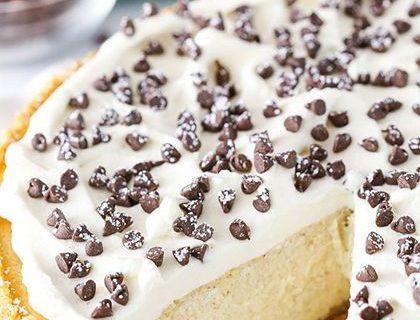 Come preparare la torta fredda allo yogurt e cioccolato in pezzi