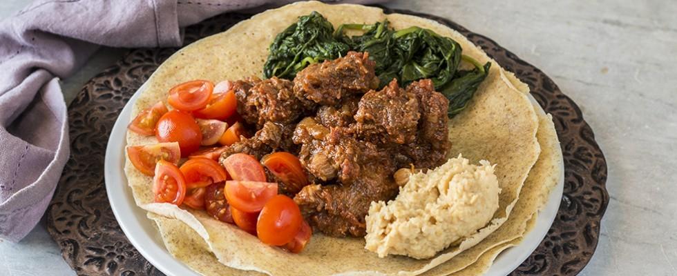 Zighinì, piatto tipico della cucina eritrea ed etiope
