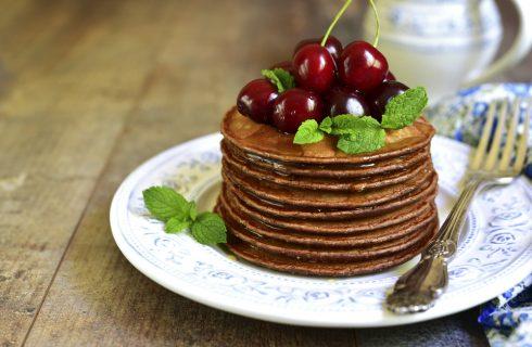Pancakes al caffè: per colazione