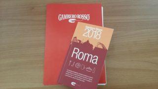 Roma: i migliori ristoranti secondo la guida 2018 del Gambero Rosso
