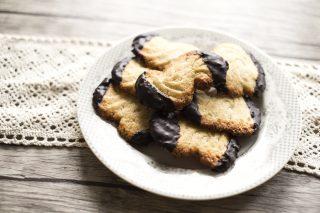 Biscotti viennesi, friabili e delicati