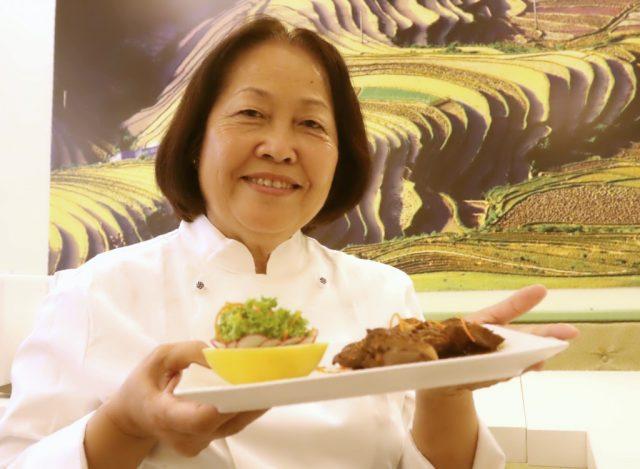 Il ristorante di cucina vietnamita Com Saigon La chef Bui Thi Suong Cge fotogiornalismo