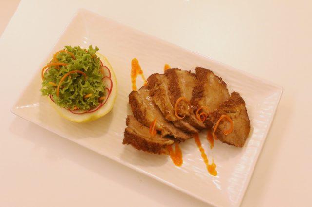 Il ristorante di cucina vietnamita Com Saigon Cge fotogiornalismo