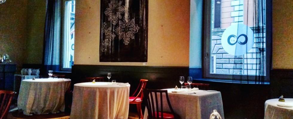 Roma: siamo stati da Eit, nuovo ristorante di Luigi Nastri