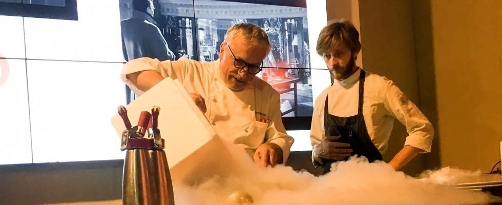 Davide Scabin insegna: 4 cose che abbiamo imparato dal grande chef