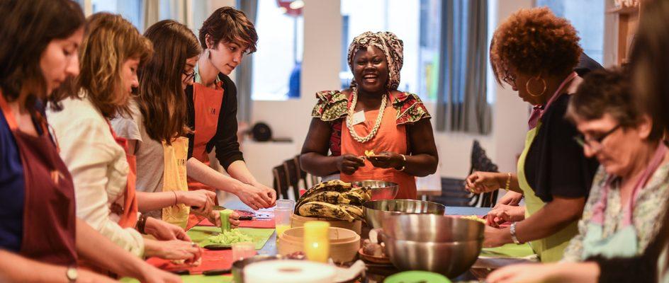 Cibo e integrazione: Domani a Eataly Roma per REFUGEE