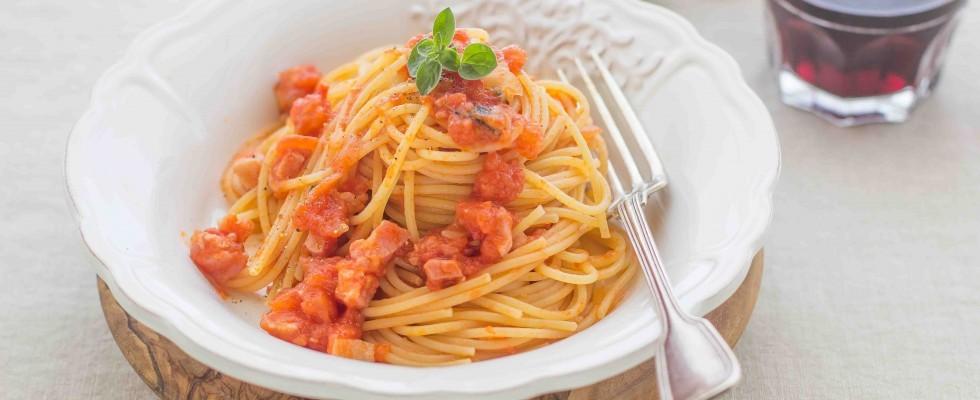 Spaghetti col rancetto, primo umbro