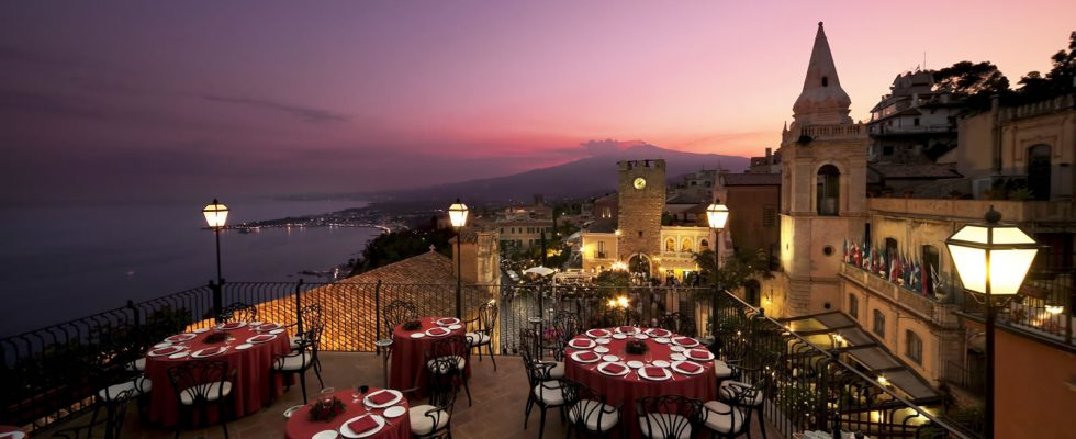 Fud Hub: le cene stellari di Taobuk a Taormina