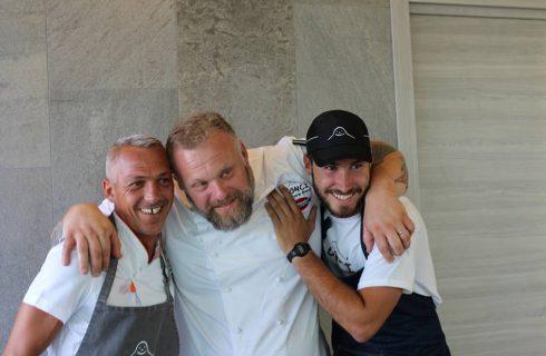 Gabriele Bonci e la sua pizza sbarcano a Lucca