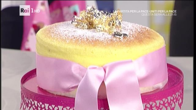 Cotton cheesecake: la video ricetta della Prova del Cuoco per farla in casa