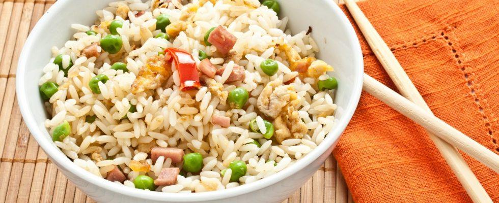 L'insalata di riso basmati per pranzi e cene d'estate