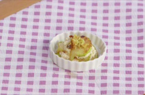 Millefoglie di mele, miele e ricotta, la video ricetta per il dessert perfetto
