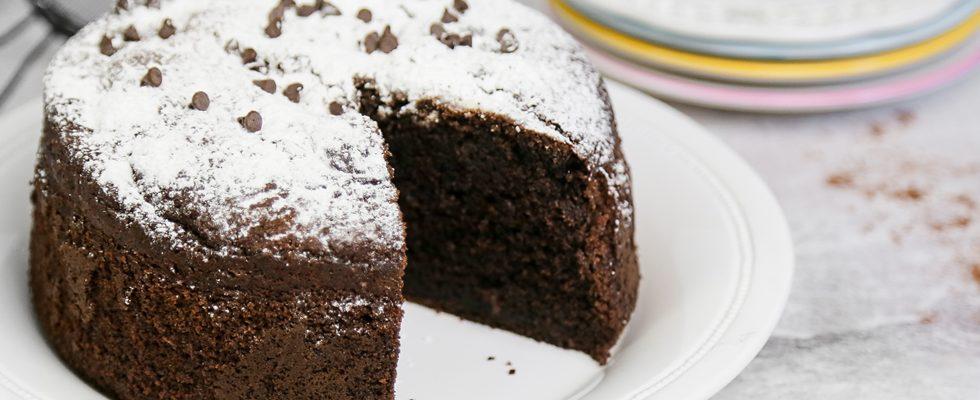 Molly cake al cioccolato