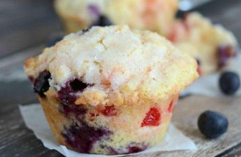 Come preparare i muffin alle ciliegie con la ricetta vegan