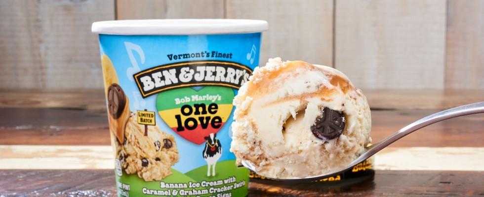 Ben & Jerry's dedica un gelato a Bob Marley