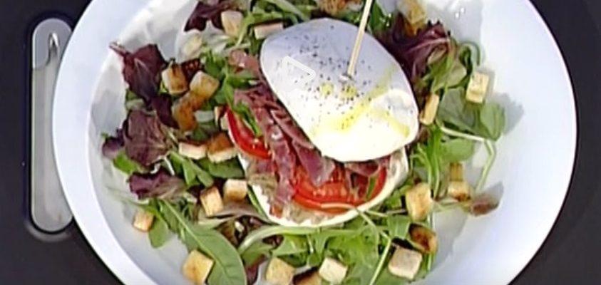 Il panino di mozzarella, la video ricetta facile della Prova del cuoco