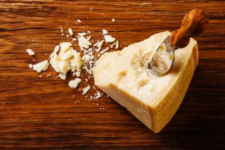 Parmigiano: vietato ai vegetariani