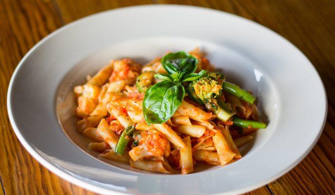 La pasta fagiolini e ricotta per un primo sano ma gustoso