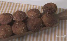 La video ricetta light del plumcake integrale con noci