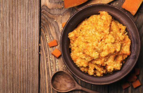 Il porridge salato da preparare con la ricetta semplice