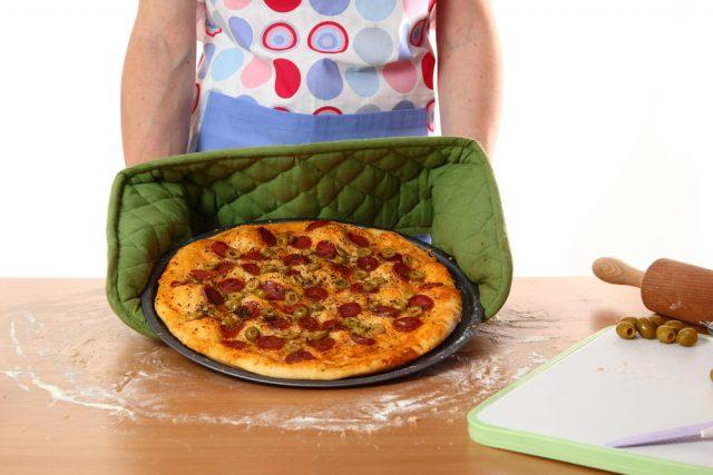 pizza pronta