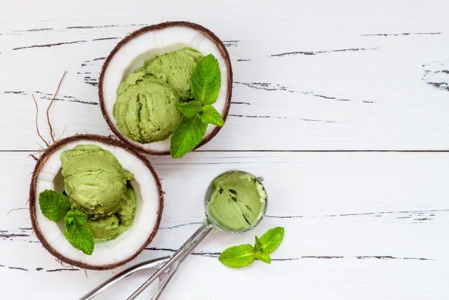 gelato all'avocado