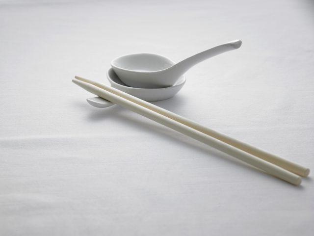 bacchette e cucchiaio