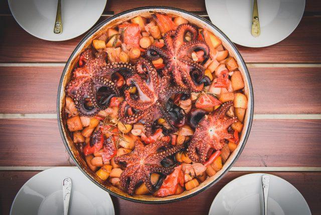 cibo croazia