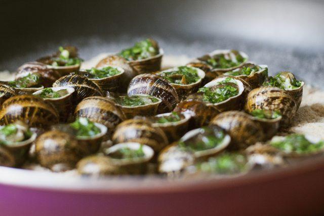lumache escargot