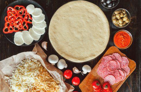 Impasto per pizza: meglio homemade o già pronto?