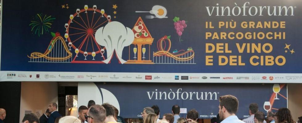 Vinòforum: fino al 12 giugno le cene a quattro mani dei grandi chef