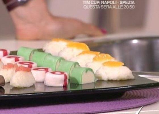 Sushi di cioccolato: la video ricetta facile