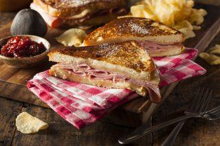 Monte Cristo Sandwich: ricetta americana