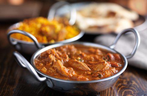 Butter chicken, classico della cucina indiana