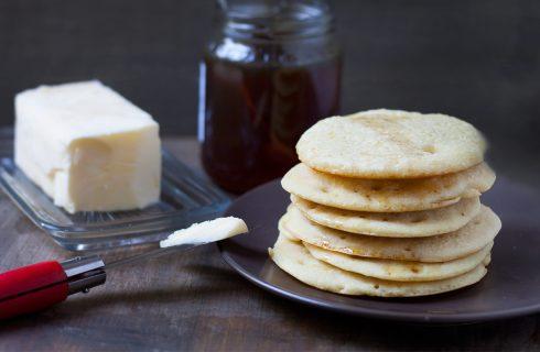 Baghrir, frittelle marocchine