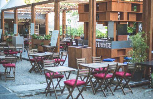 Roma: L'Éphémère, il progetto estivo di Le Carré Français